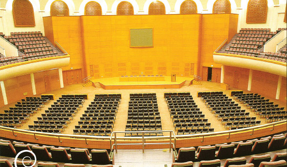 Venue Amp Services Bangabandhu International Conference Center